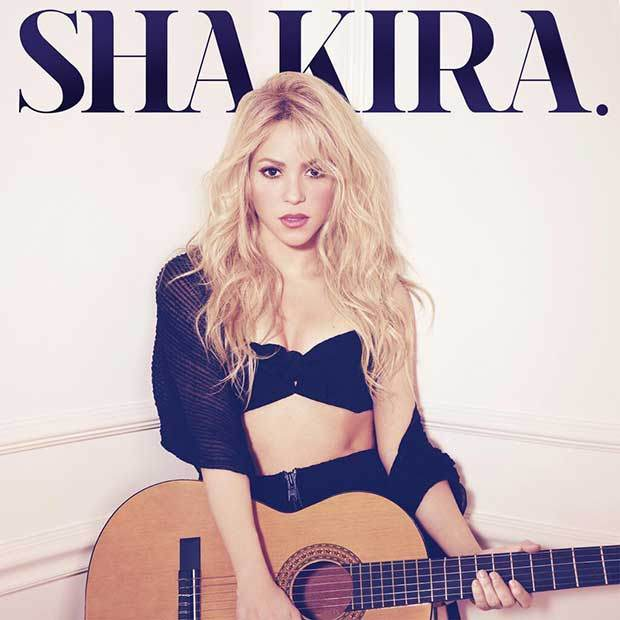 Έρχεται στις 24 Μαρτίου το νέο άλμπουμ της Shakira
