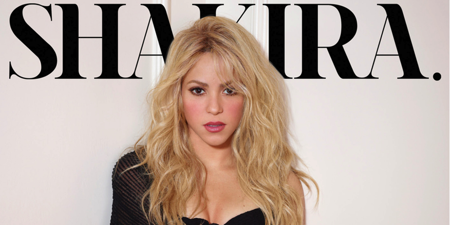 """Η """"καυτή"""" εμφάνιση της Shakira στην παρουσίαση του νέου της CD"""