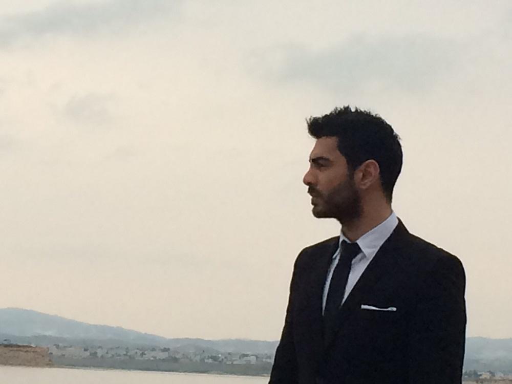 Σταύρος Κωνσταντίνου | Δείτε backstage απο την φωτογράφιση για το νέο του single