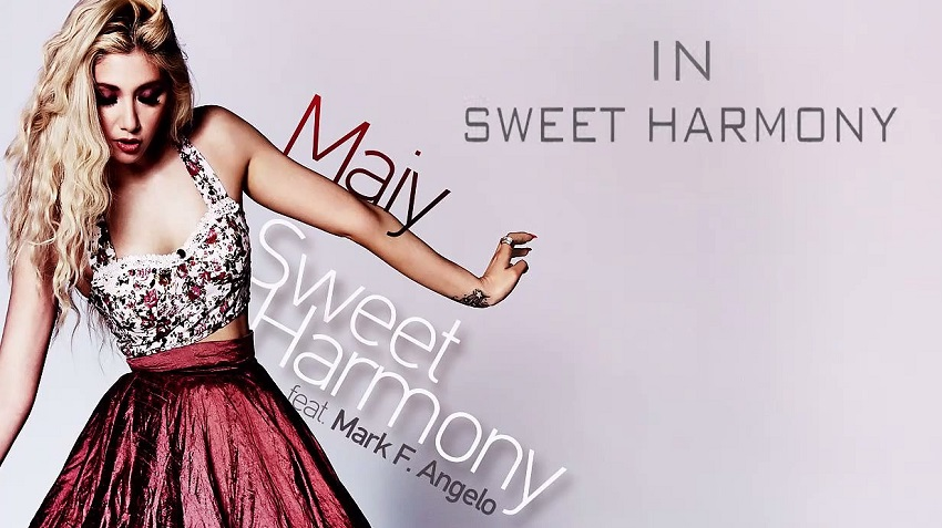 Maiy feat. Mark F. Angelo - Sweet Harmony