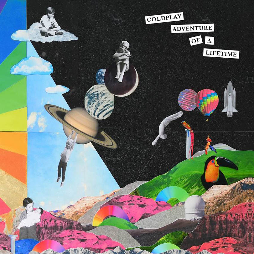 Coldplay - Adventure Of A Lifetime
