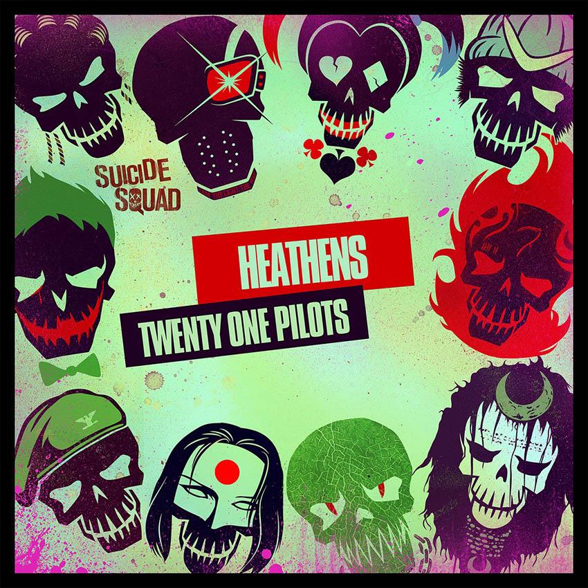 Twenty One Pilots - Heathens