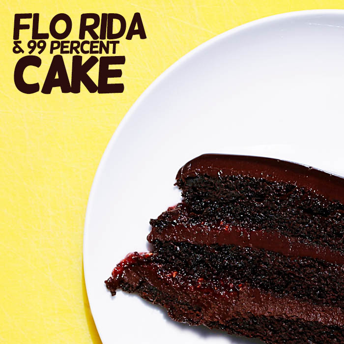 Flo Rida& 99 Percent - Cake