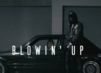 Manu Crook$ Feat. Miracle - Blowin' Up