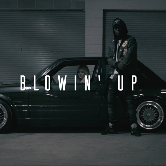 Manu Crook$ Feat. Miracle - Blowin' Up