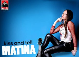 Matina - Kiss And Tell