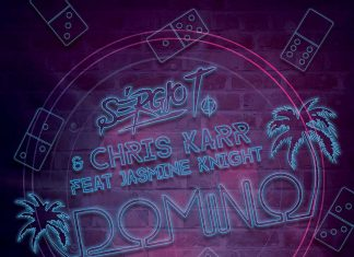 Sergio T & Chris Karr - Domino (Feat. Jasmine Knight)