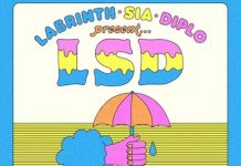 LSD - Thunderclouds Feat. Sia, Diplo, Labrinth
