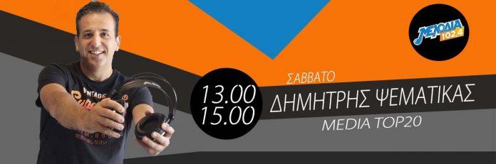 Δημήτρης Ψεματίκας | Σάββατο 13.00 - 15.00