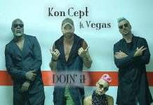 Kon Cept Feat. Vegas - Doin' it