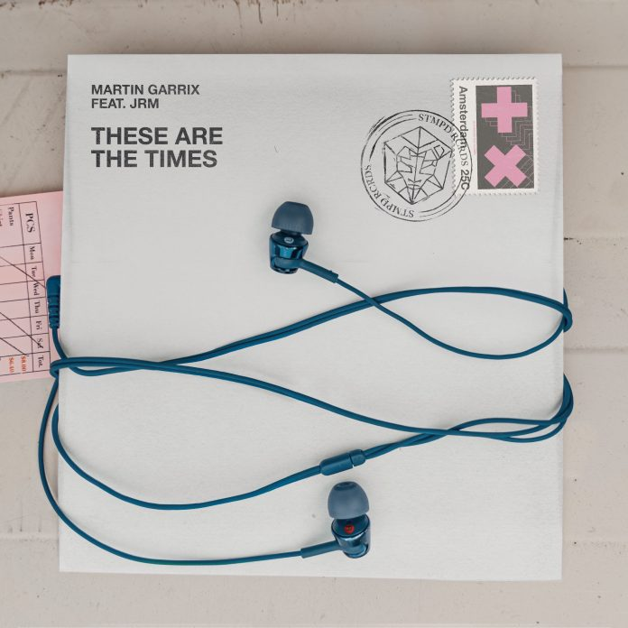Martin Garrix Feat. JRM - These Are The Times