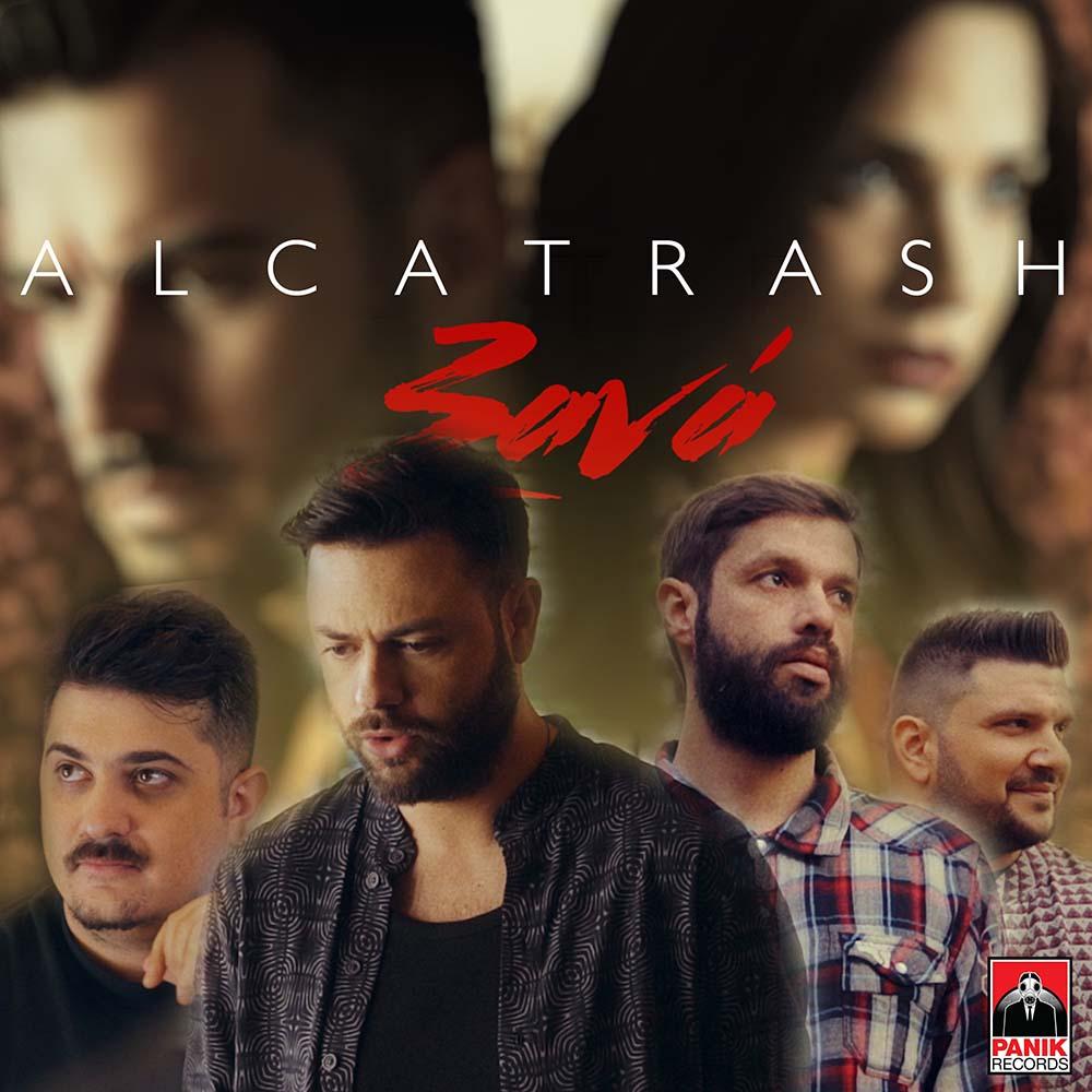 Στίχοι: Alcatrash - Ξανά
