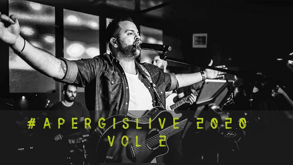 Νίκος Απέργης - Live 2020 vol.2