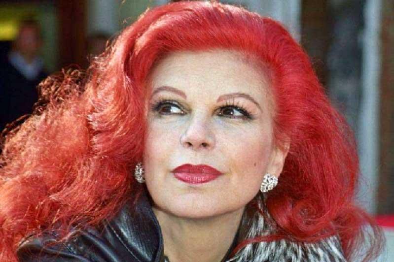 Πέθανε διάσημη Ιταλίδα τραγουδίστρια Μίλβα